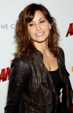 GINA GERSHON at Ant-man and the Wasp Premiere in New York 06/27/2018