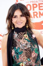 GOYA TOLEDO at Proactiva Open Arms Charity Dinner in Madrid 05/31/2018