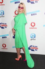 GRACE CHATTO at Capital Radio Summertime Ball 2018 in London 06/09/2018