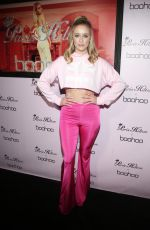GREER GRAMMER at Boohoo x Paris Hilton Launch Party in Los Angeles 06/20/2018