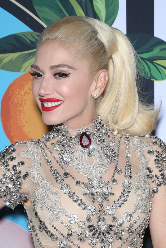 GWEN STEFANI at Gwen Stefani: Just a Girl Red Carpet at Planet Hollywood Resort Hotel and Casino 06/27/2018