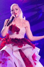 GWEN STEFANI Performs Gwen Stefani - Just a Girl Show Opening at Planet Hollywood Resort in Las Vegas 06/27/2018