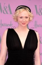 GWENDOLINE CHRISTIE at Victoria and Albert Museum Summer Party in London 06/20/2018