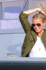 GWYNETH PALTROW Arrives at Amalfi Coast 06/22/2018