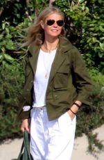 GWYNETH PALTROW on Vacation in Amalfi Coast 06/29/2018