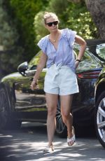 GWYNETH PALTROW Out and About in Los Angeles 06/03/2018