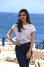 HAILEE STEINFELD at Isle of MTV Press Conference in Malta 06/27/2018