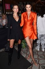 HAILEY BALDWIN at Chaos x Love Bruv Club Launch Party in New York 06/07/2018