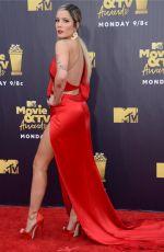 HALSEY at 2018 MTV Movie and TV Awards in Santa Monica 06/16/2018