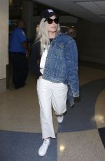 HALSEY at LAX Airport in Los Angeles 06/21/2018