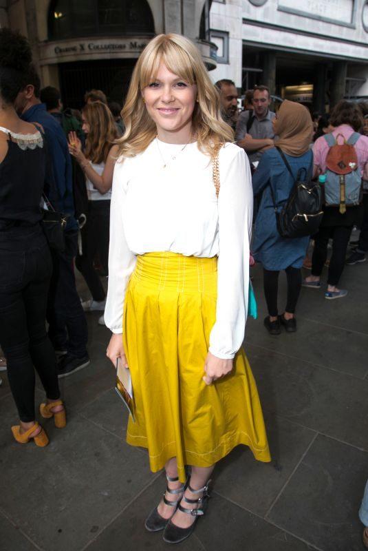 HANNAH ARTERTON at World Refugee Day Gala in London 06/20/2018