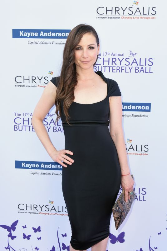 HEATHER MCCOMB at 2018 Chrysalis Butterfly Ball in Los Angeles 06/02/2018