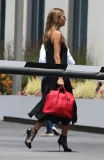 HEIDI KLUM Out and About in Los Angeles 06/20/2018