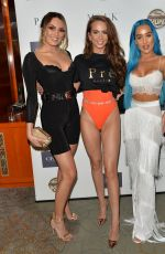 HELEN BRIGGS and CHANTELLE CONNELLY at Miss Swimsuit UK 2018 Event in London 06/01/2018