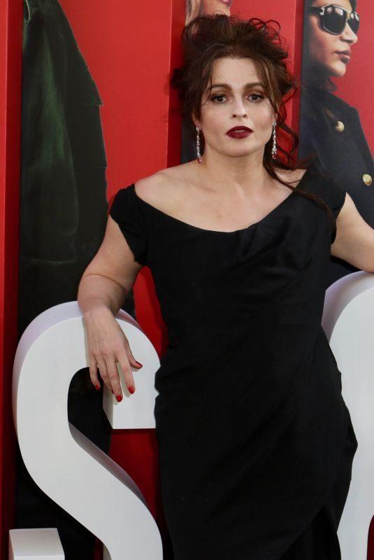 HELENA BONHAM CARTER at Ocean's 8 Premiere in New York 06/05/2018