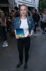 HOLLI DEMPSEY at World Refugee Day Gala in London 06/20/2018