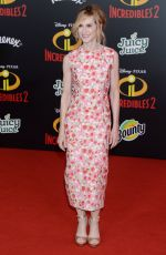 HOLLY HUNTER at Incredibles 2 Premiere in Hollywood 06/05/2018
