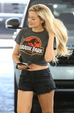 HOLLY MADISON Out in Los Angeles 06/29/2018