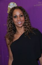 HOLLY ROBINSON at Jonathan Foundation Fundraiser in Los Angeles 06/02/2018