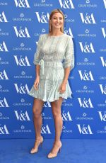 HOLLY VALANCE at Victoria and Albert Museum Summer Party in London 06/13/2018