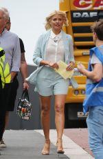 HOLLY WILLOGHBY at ITV Studios in London 06/28/2018