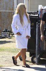 IGGY AZALEA on the Set of a Video in Los Angeles 06/28/2018