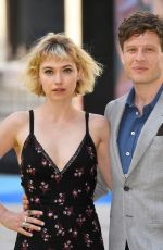 IMOGEN POOTS at Royal Academy of Arts Summer Exhibition Preview Party in London 06/06/2018