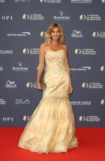 INGRID CHAUVIN at 58th International Television Festival Opening Ceremony in Monte Carlo 06/15/2018
