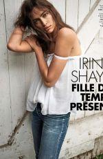 IRINA SHAYK in Elle Magazine, France June/July 2018