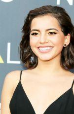 ISABELA MONER at Nalip 2018 Latino Media Awards in Hollywood 06/23/2018