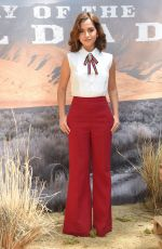 ISABELA MONER at Sicario: Day of the Soldado Photocall in Los Angeles 06/14/2018