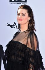 ISABELI FONTANA at American Film Institute's 46th Life Achievement Award Gala Tribute to George Clooney in Hollywood 06/07/2018