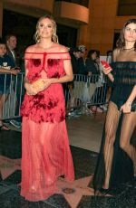 ISABELI FONTANA at Dolby Theatre in Hollywood 06/07/2018