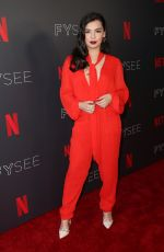 ISABELLA GOMEZ at Netflix Fysee One Day at a Time Panel in Los Angeles 06/02/2018