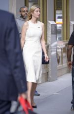 IVANKA TRUMP Out and About in New York 06/04/2018