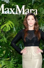 JACKIE TOHN at Max Mara WIF Face of the Future in Los Angeles 06/12/2018