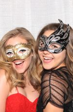 JADE PETTYJOHN and ISABELLA ACRES - Prom Photo Booth, May 2018