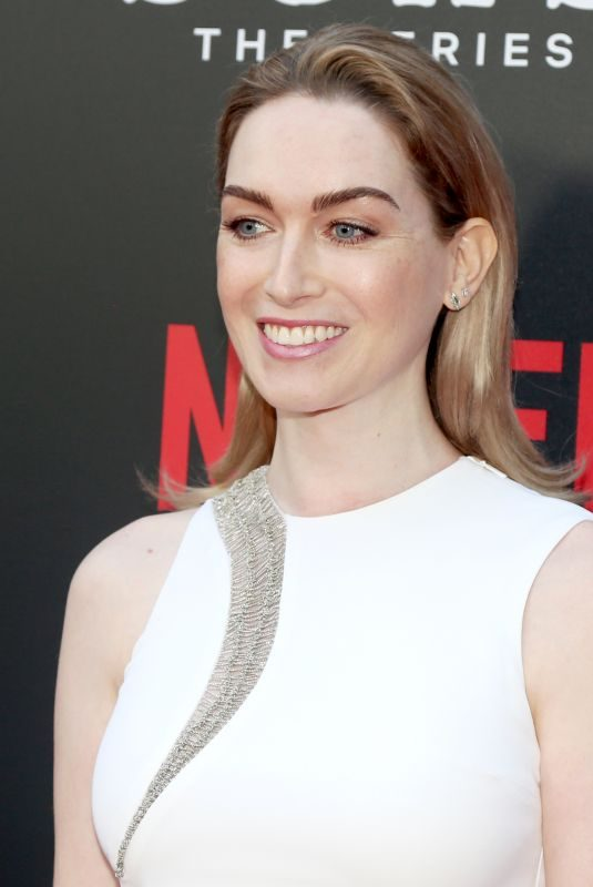 JAMIE CLAYTON at Sense8 Season 2 Finale Screening i Los Angeles 06/07/2018