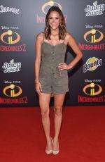 JANA KRAMER at Incredibles 2 Premiere in Hollywood 06/05/2018