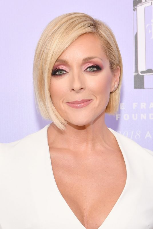 JANE KRAKOWSKI at 2018 Fragrance Foundation Awards in New York 06/12/2018