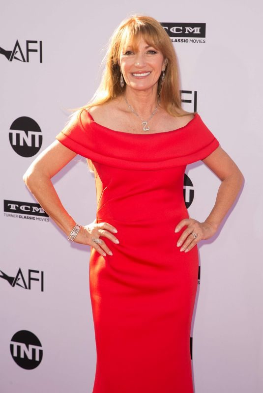 JANE SEYMOUR at American Film Institute's 46th Life Achievement Award Gala Tribute to George Clooney in Hollywood 06/07/2018