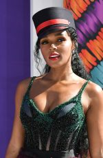 JANELLE MONAE at BET Awards in Los Angeles 06/24/2018