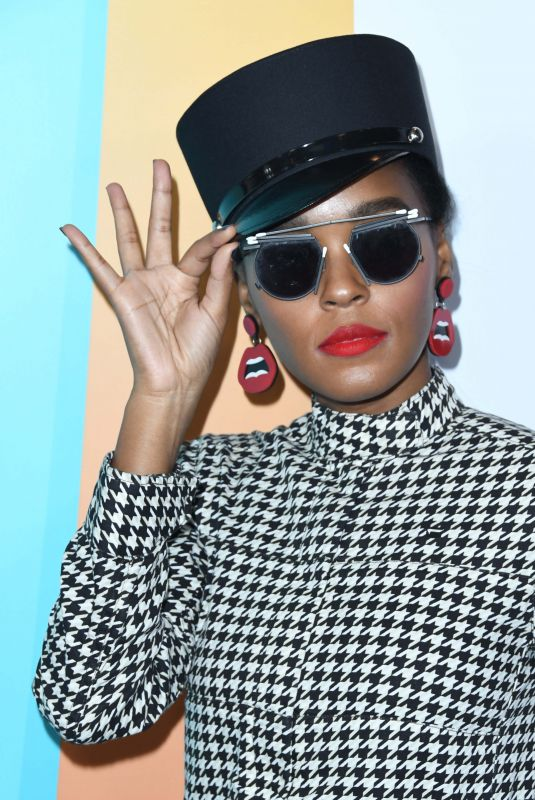 JANELLE MONAE at Iheartradio Wango Tango by AT&T in Los Angeles 06/02/2018