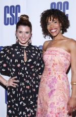 JANINE DIVITA at Carmen Jones Off-broadway Opening Night After-party in New York 06/27/2018