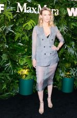 JANUARY JONES at Max Mara WIF Face of the Future in Los Angeles 06/12/2018