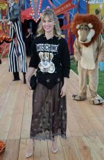 JANUARY JONES at Moschino Fashion Show in Los Angeles 06/08/2018