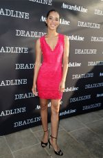 JASMIN SAVOY at Deadline Emmy Season Kickoff in Los Angeles 06/04/2018