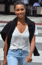 JASMINE TOOKES Out for Lunch at Il Pastaio in Beverly Hills 06/05/2018