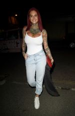 JEMMA LUCY Night Out in Manchester 06/16/2018
