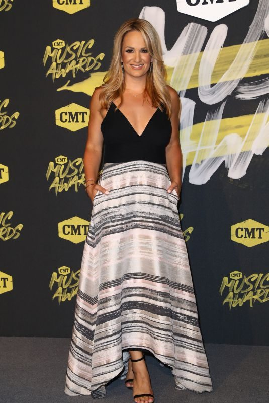 JENN BROWN at CMT Music Awards 2018 in Nashville 06/06/2018